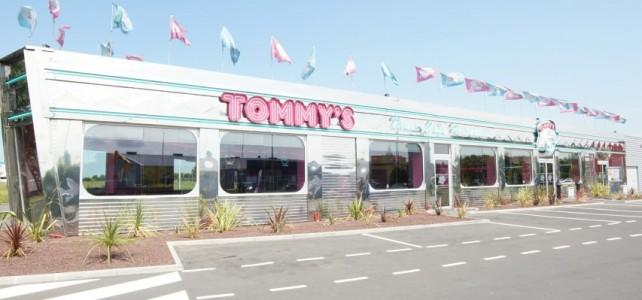 Aménagement d'un restaurant -TOMMY'S DINER