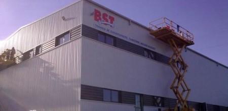 Chaudronnerie industrielle BST