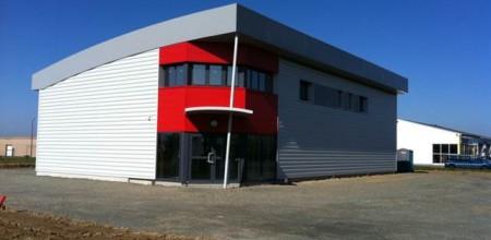 Bâtiment industriel-HUMIDITEC
